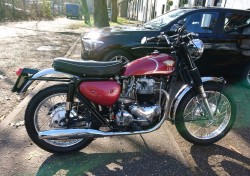 Matchless US spec