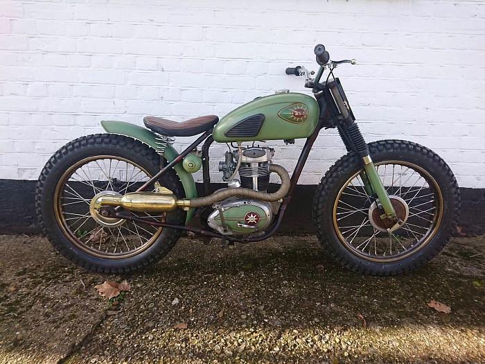 Bsa C15 coming together